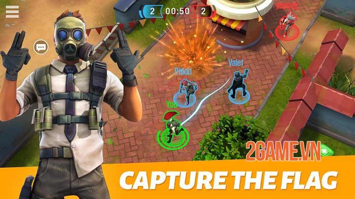 Outfire - Game bắn súng 4v4 tiết tấu nhanh, hiệu ứng đơn giản mà tinh tế 4