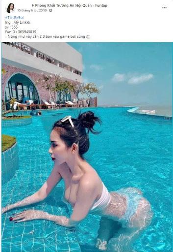 Phong Khởi Trường An mở tiệc bể bơi cùng những bóng hồng nóng bỏng 1
