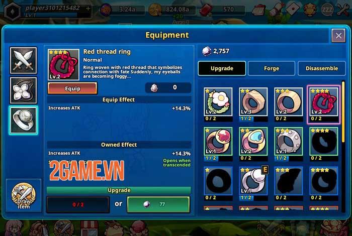Pow Pow Dungeon - Game nhập vai hành động nhàn rỗi với thiết kế vui nhộn 4