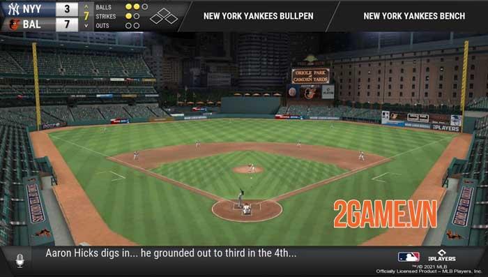OOTP Baseball Go - Series game quản lý bóng chày nổi tiếng của Com2uS 2
