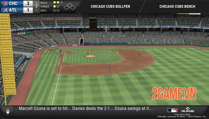OOTP Baseball Go - Series game quản lý bóng chày nổi tiếng của Com2uS 3
