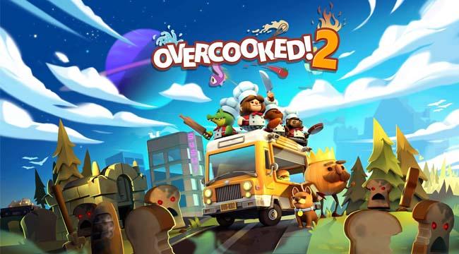 Epic Games Store tặng miễn phí Overcooked 2 dành cho game thủ PC