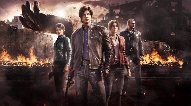 Netflix tiếp tục khiến fan bất an với Resident Evil Infinite Darkness