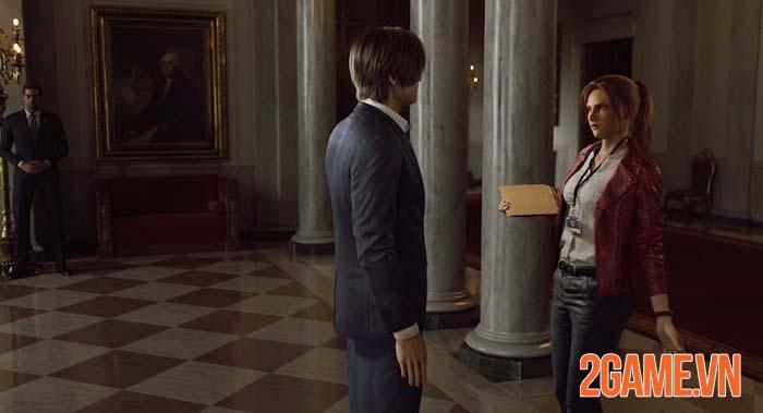 Netflix tiếp tục khiến fan bất an với Resident Evil Infinite Darkness 1