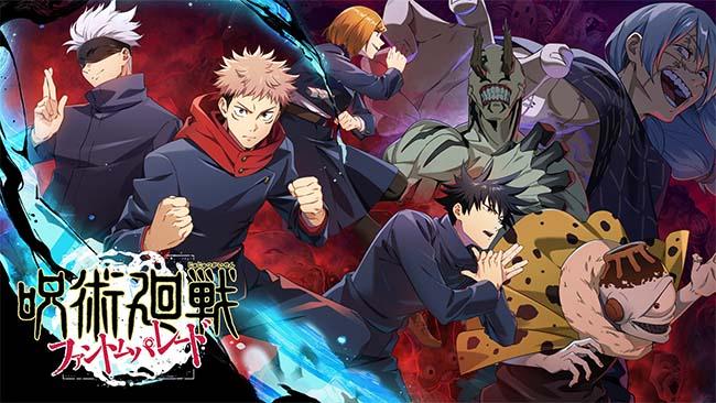 Anime nổi tiếng Jujutsu Kaisen – Vật Thể Bị Nguyền Rủa được chuyển thể thành game mobile
