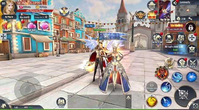 Cộng đồng Vùng Đất Bí Ẩn – Land of Doran Việt Nam hào hứng tải trước game