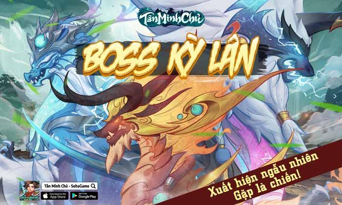 Tặng 300 giftcode Tân Minh Chủ mừng Big Update 5.0 1