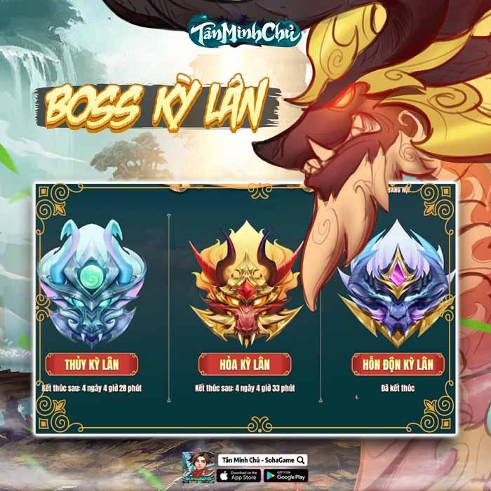 Tặng 300 giftcode Tân Minh Chủ mừng Big Update 5.0 3