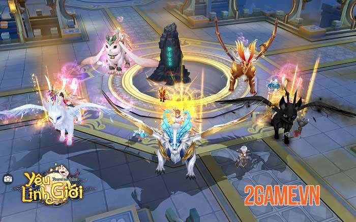 Yêu Linh Giới – game nhập vai yêu dị đậm màu sắc Nhật Bản sắp ra mắt game thủ 2