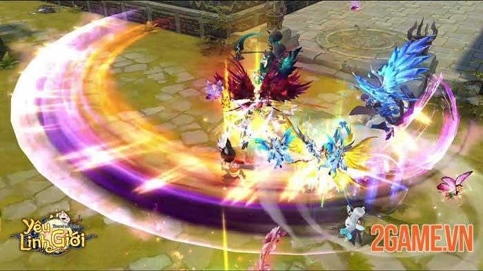 Yêu Linh Giới – game nhập vai yêu dị đậm màu sắc Nhật Bản sắp ra mắt game thủ 3