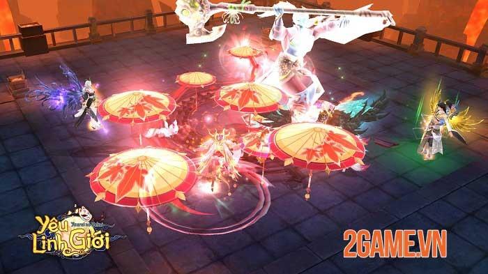 Yêu Linh Giới – game nhập vai yêu dị đậm màu sắc Nhật Bản sắp ra mắt game thủ 4