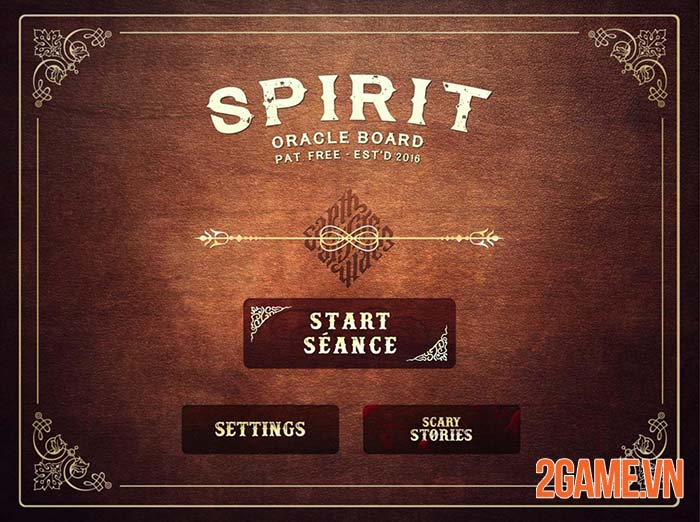 Spirit Board Simulator - Giả lập cầu cơ mobile, hỏi ma khi nào hết dịch 0