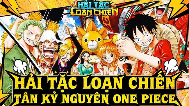 Hải Tặc Loạn Chiến – Game đấu tướng One Piece 12 cung hoàng đạo sắp ra mắt game thủ Việt