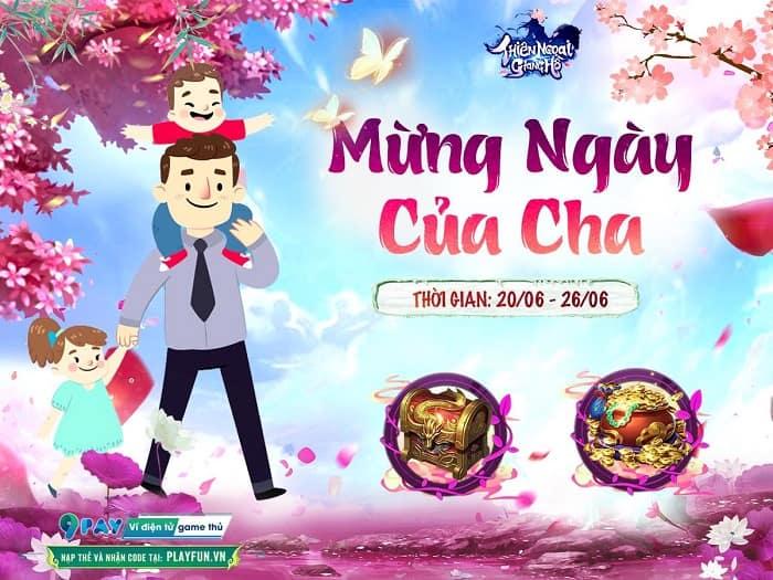 Thiên Ngoại Giang Hồ tổ chức loạt sự kiện ý nghĩa và quà tặng hấp dẫn 3