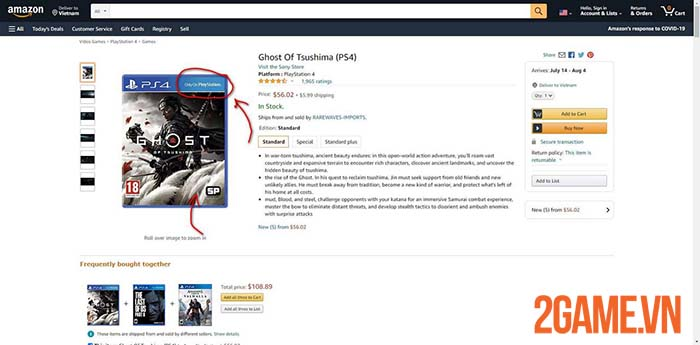 Ghost of Tsushima có động thái đầu tiên chuẩn bị ra mắt nền tảng PC 0
