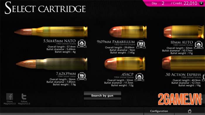 Magnum 3.0 - Game mô phỏng dành cho game thủ yêu thích quân sự 3