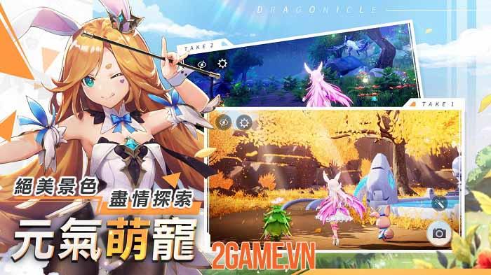 Battle Dragon Soul - Game MMORPG 3D giả tưởng hoành tráng về Ma Tộc Rồng 3