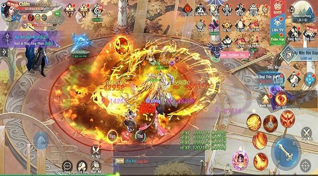 Thái Cực Kiếm Vương – Game MMO tùy biến lối chơi công bố lộ trình thử nghiệm