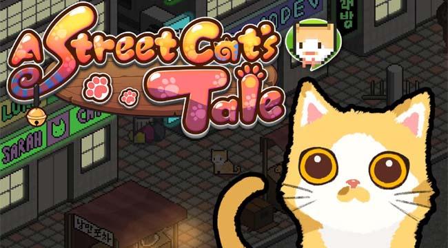 A Street Cat's Tale – Hành trình sinh tồn của hoàng thượng bé nhỏ