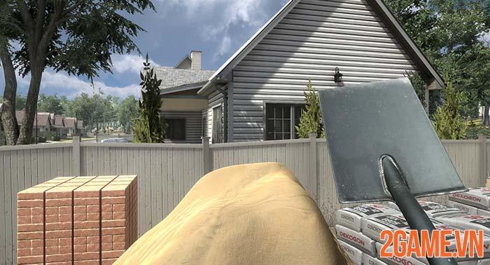 Builder Simulator - Trải nghiệm chân thực từng công đoạn xây nhà 1