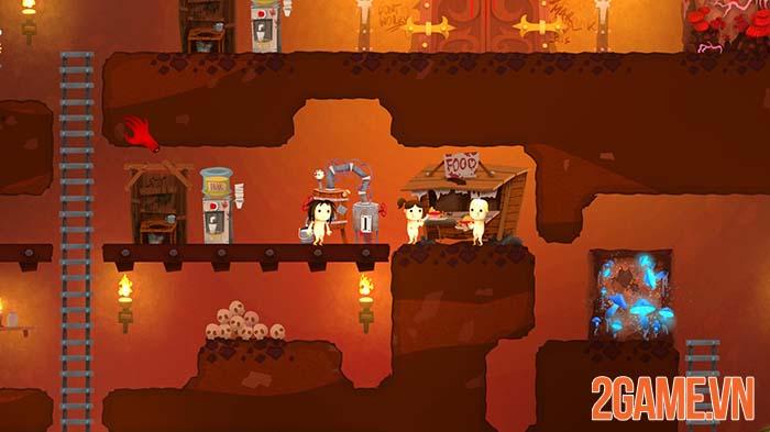 Hell Architect - Game quản lý xây dựng dành cho game thủ thù đời 2