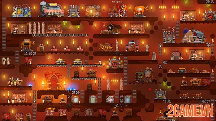 Hell Architect - Game quản lý xây dựng dành cho game thủ thù đời 4