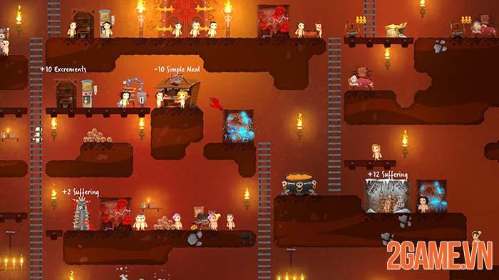 Hell Architect - Game quản lý xây dựng dành cho game thủ thù đời 3