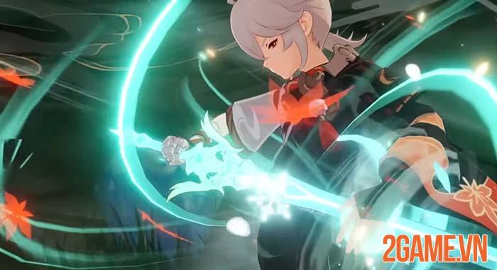 Kazuha trong Genshin Impact - Trang đầu tiên trong Inazuma phiêu lưu ký 0