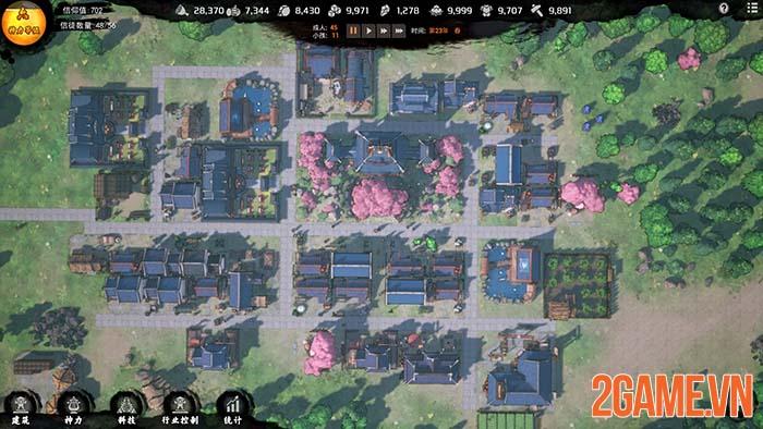 The Immortal Mayor - Xây dựng tử cấm thành theo phong cách game thủ 1