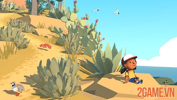 Alba: A Wildlife Adventure - Game phản ánh rõ nét sự tàn phá môi trường 3