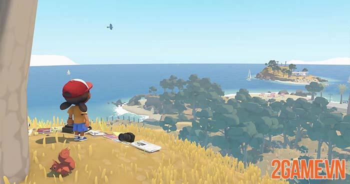 Alba: A Wildlife Adventure - Game phản ánh rõ nét sự tàn phá môi trường 0