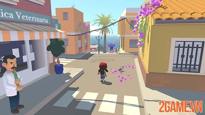 Alba: A Wildlife Adventure - Game phản ánh rõ nét sự tàn phá môi trường 1