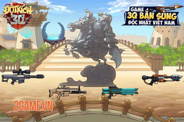 Đột Kích 3Q - Game 3Q bắn súng độc nhất sắp ra mắt game thủ Việt 1