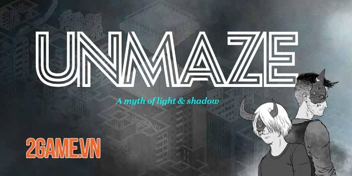 Unmaze - Kể lại câu chuyện thần thoại Minotaur cổ điển của Hy Lạp 0