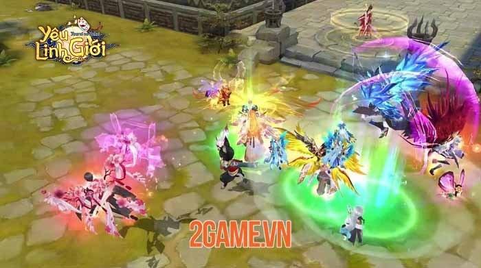 Có gì đặc sắc trong Yêu Linh Giới VGP - game Omyonji chất Nhật 1