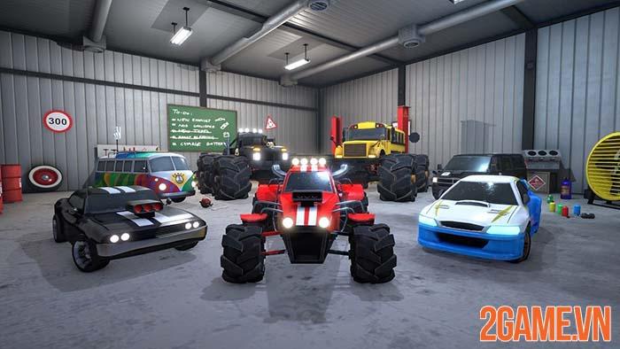 Crash Drive 3 - Game đua xe bom tấn đa nền tảng đã sẵn sàng ra mắt 1