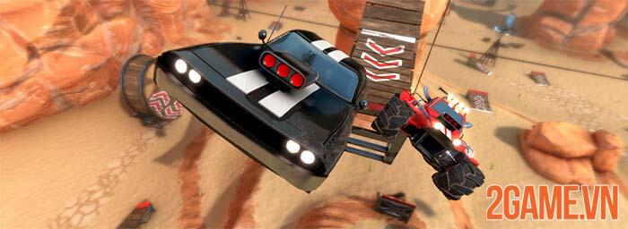 Crash Drive 3 - Game đua xe bom tấn đa nền tảng đã sẵn sàng ra mắt 3