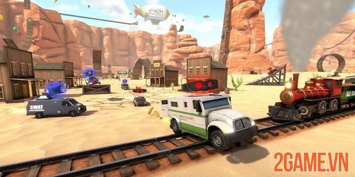Crash Drive 3 - Game đua xe bom tấn đa nền tảng đã sẵn sàng ra mắt 0
