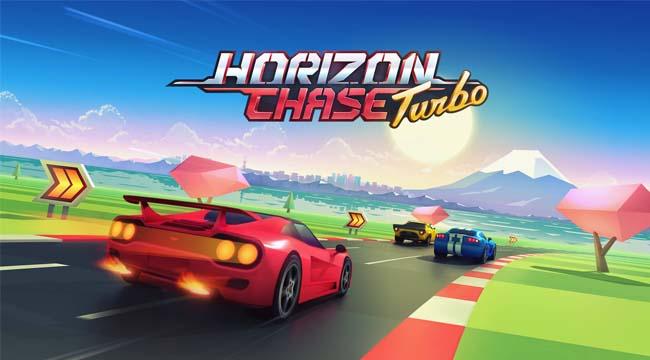 Epic Games tặng miễn phí Horizon Chase Turbo và Sonic Mania