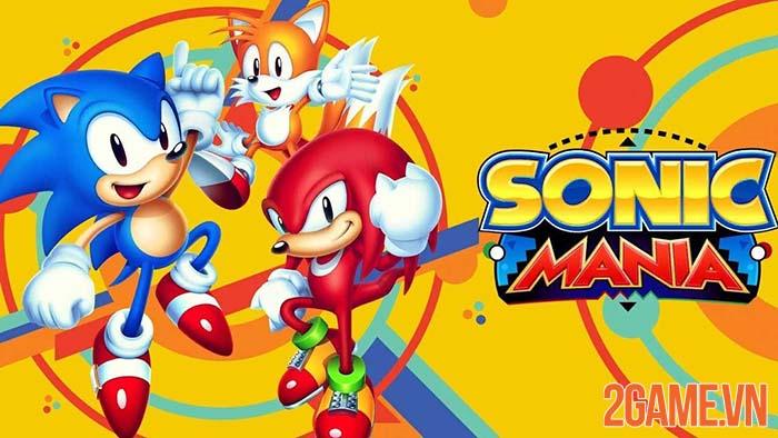 Epic Games tặng miễn phí Horizon Chase Turbo và Sonic Mania 1