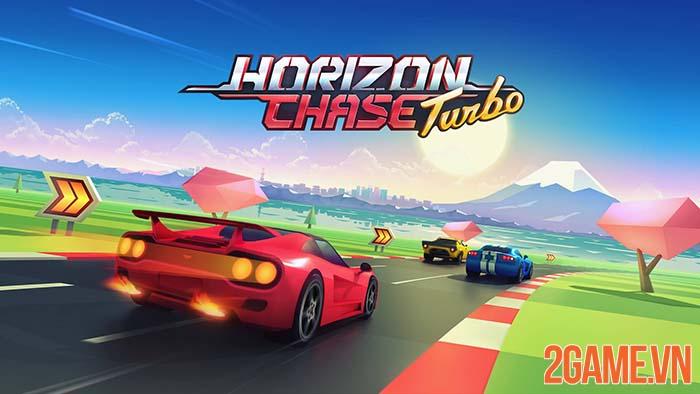 Epic Games tặng miễn phí Horizon Chase Turbo và Sonic Mania 0