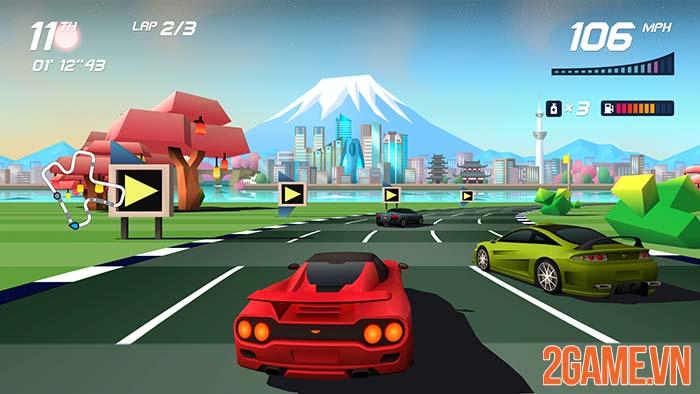 Epic Games tặng miễn phí Horizon Chase Turbo và Sonic Mania 2
