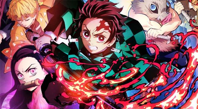 Demon Slayer: Kimetsu no Yaiba – Phiêu lưu cùng Thanh Gươm Diệt Quỷ