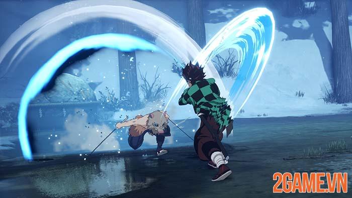 Demon Slayer: Kimetsu no Yaiba - Phiêu lưu cùng Thanh Gươm Diệt Quỷ 6
