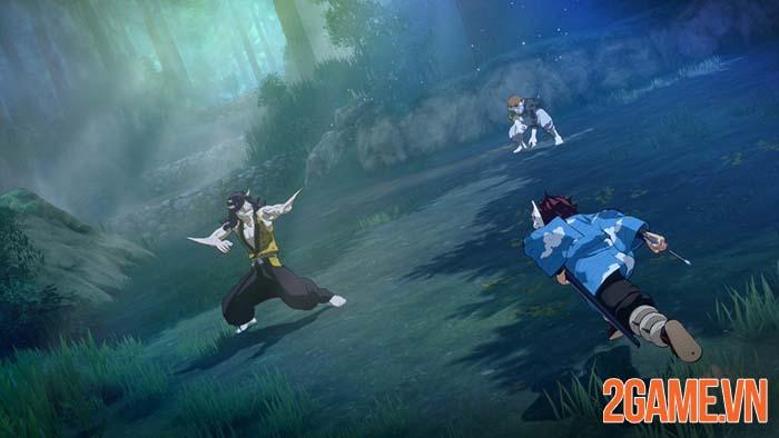 Demon Slayer: Kimetsu no Yaiba - Phiêu lưu cùng Thanh Gươm Diệt Quỷ 1