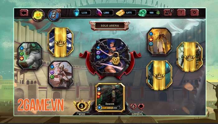Runestrike - Game thẻ bài chiến thuật phong cách thần thoại tuyệt đẹp 0