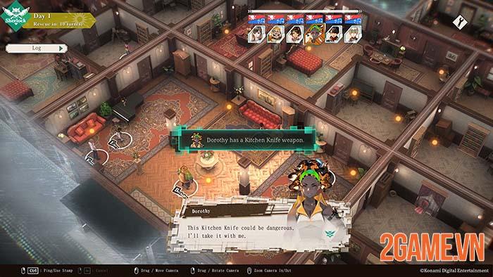 CrimeSight - Át chủ bài nhập vai trinh thám đầy triển vọng của Konami 2