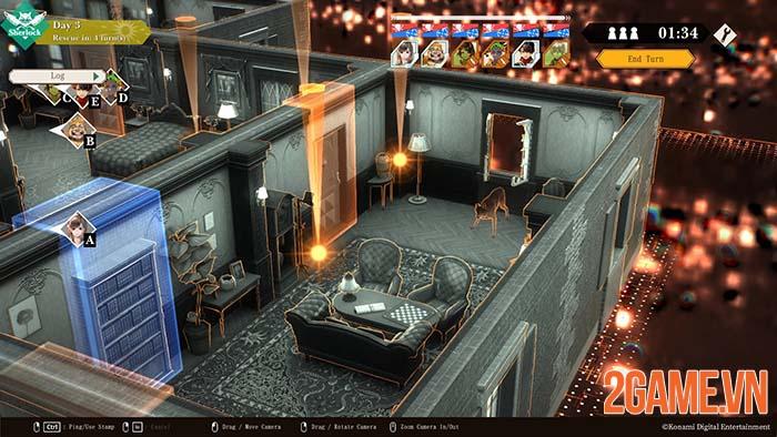 CrimeSight - Át chủ bài nhập vai trinh thám đầy triển vọng của Konami 3