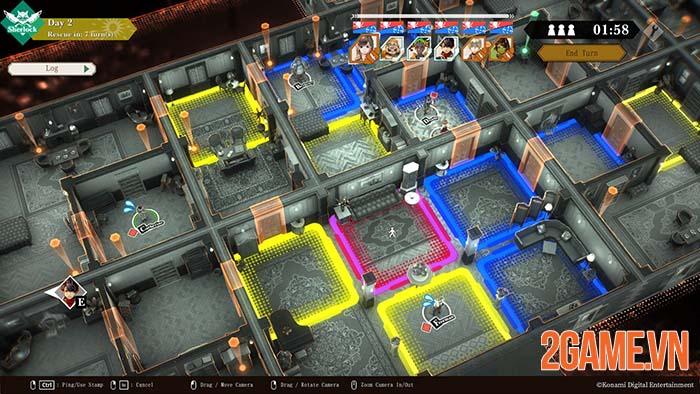 CrimeSight - Át chủ bài nhập vai trinh thám đầy triển vọng của Konami 4
