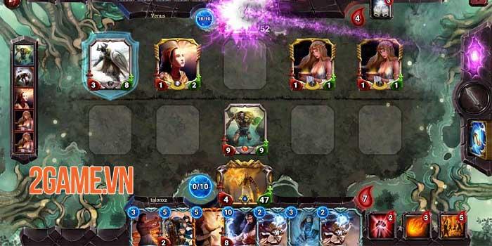 Runestrike - Game thẻ bài chiến thuật phong cách thần thoại tuyệt đẹp 2